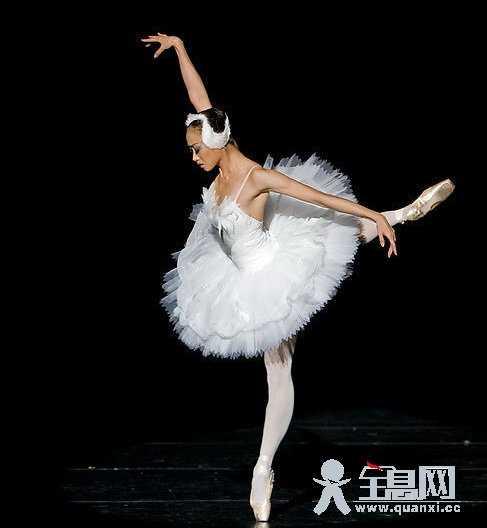 中国古典舞的精神实质:武术+芭蕾