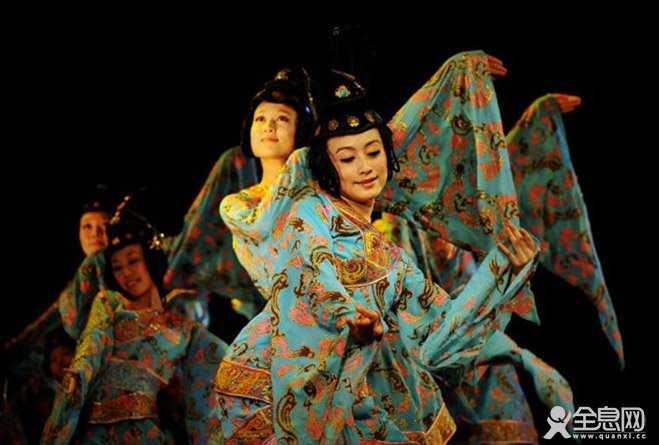 中国古典舞蹈:气与舞蹈的关系