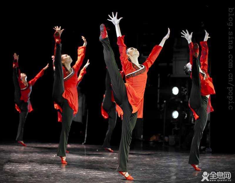 必备的中国古典舞基训要领