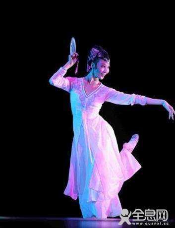 软开度在中国古典舞中竟有举足轻重的作用!