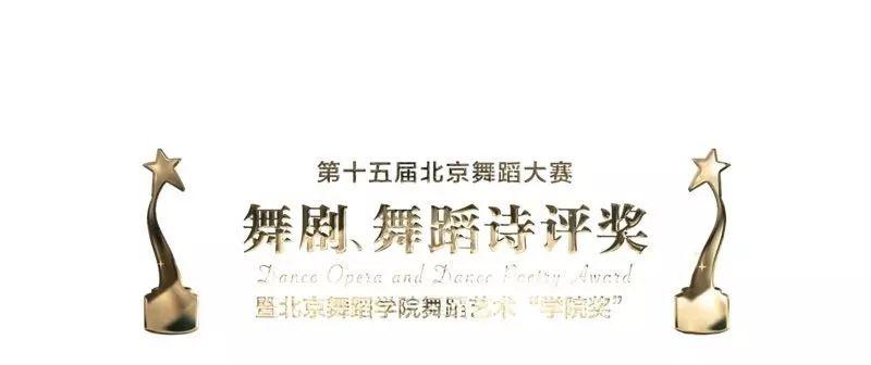 第十五届北京舞蹈大赛舞剧、舞蹈诗评奖