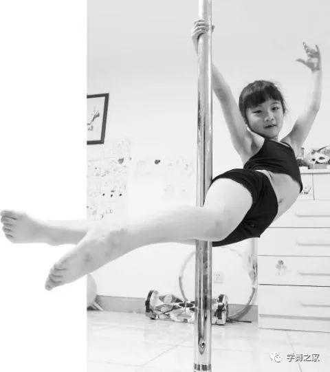 苦练钢管舞四个月,济南一六岁娃获全国冠军