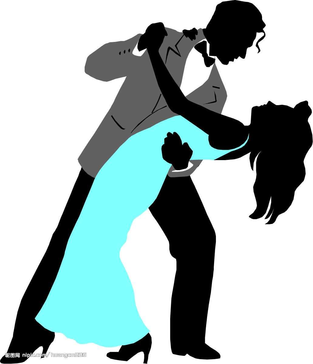 交谊舞下腰造型特点