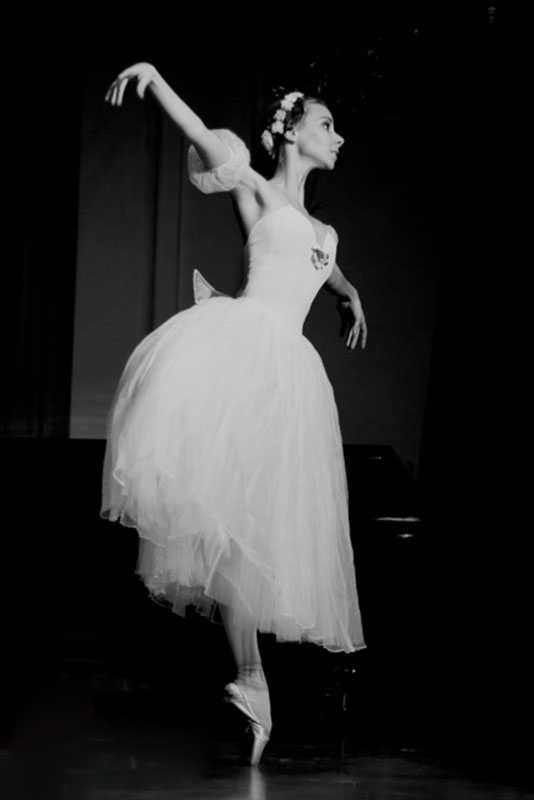 芭蕾技术的12条 让你成为专业的舞者