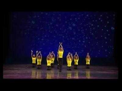 《萤火虫小夜曲》舞蹈教案