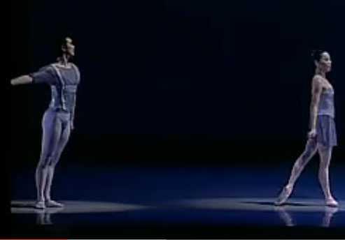 舞蹈名家谭元元《天鹅湖》