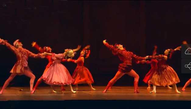 荷兰国家芭蕾舞团《茶花女》首演高清片花