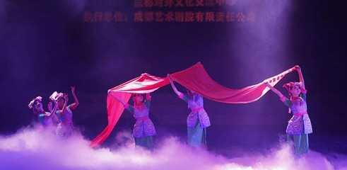 """""""梦想青春·舞向未来"""" 成都市新创舞蹈专场晚会"""