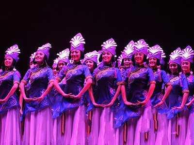 """第十届中国舞蹈""""荷花奖""""民族民间舞评奖通知"""