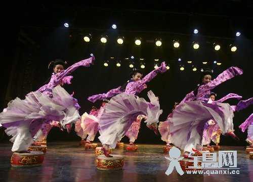 民间舞教学中美感意识的训练