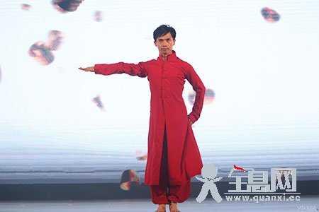 向全世界跳中国舞的舞者