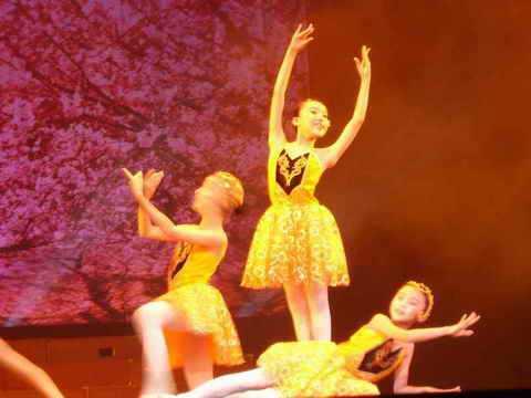 幼儿舞蹈能力培养