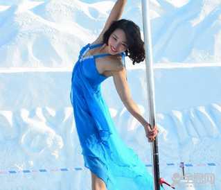 国内最高竞技钢管舞赛事平台