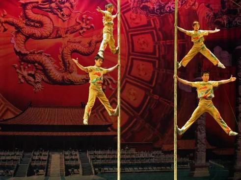 钢管舞的起源原来是这样的