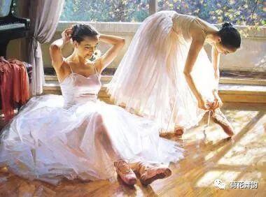练过舞蹈的女孩子有多好看?女神让你心悦诚服