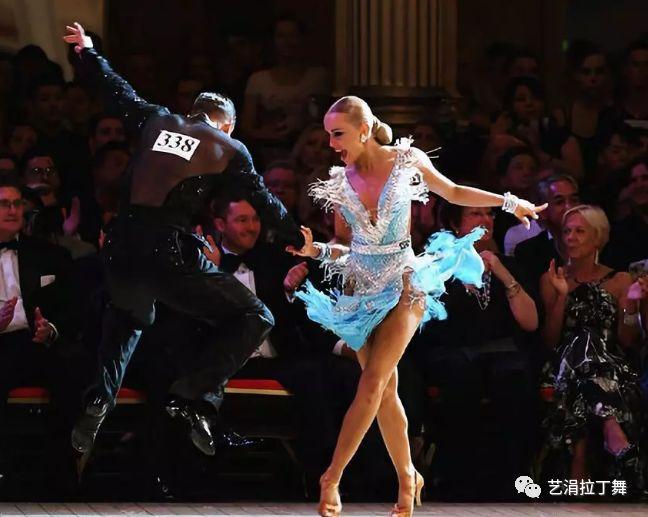 比赛和表演对孩子拉丁舞提高很有帮助