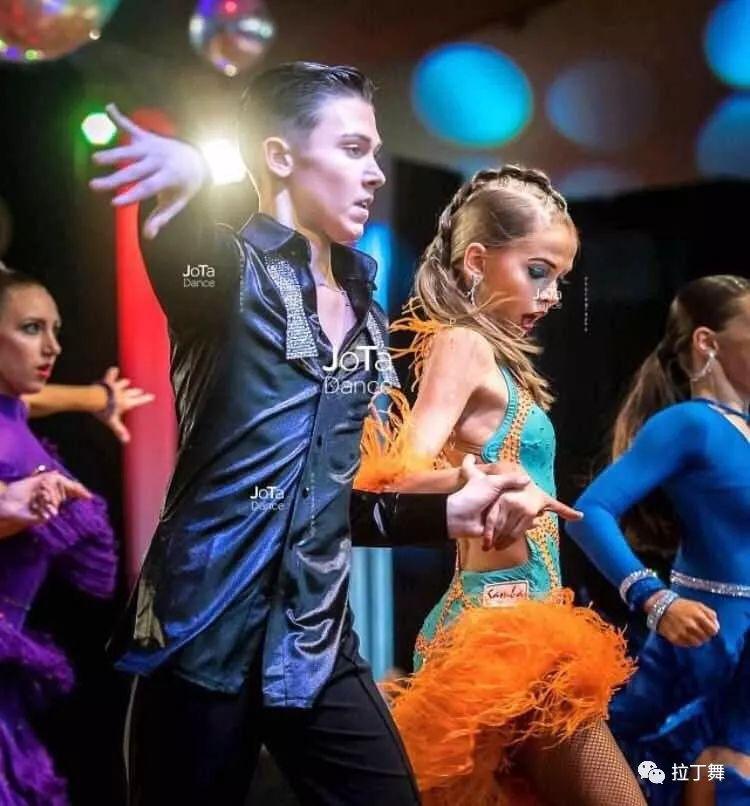 拉丁舞的小技巧,让你舞技直线飙升!