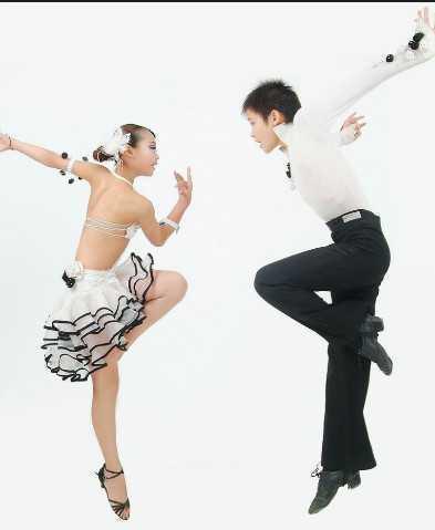 少儿学拉丁舞的一些好处
