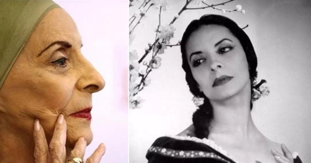 古巴首席芭蕾女演员艾莉西亚·阿隆索的98岁寿辰