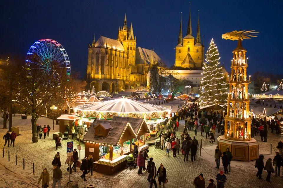 """在德国,人们用""""芭蕾的仪式感""""过圣诞节"""