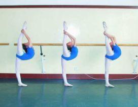 学舞蹈兴趣是孩子最好的老师吗? 不,坚持才是。