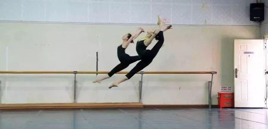 让练舞蹈成为一种习惯