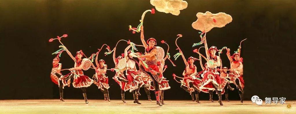舞蹈中专哪家强:2019 中国民族民间舞专业