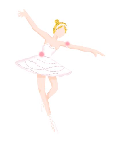 好的形体能让舞蹈走得更远
