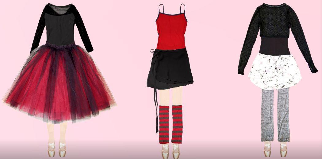 学芭蕾舞,怎么穿?芭蕾女伶的穿搭学!