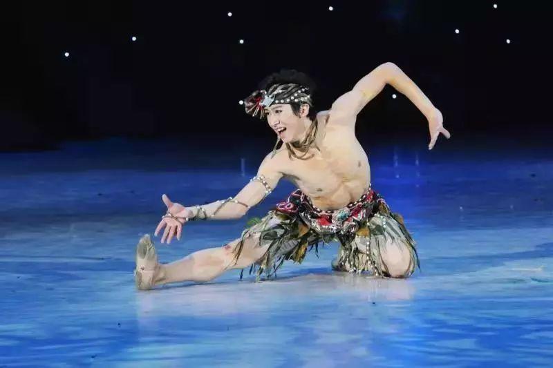 舞蹈男神赵松,我早就想转发了!