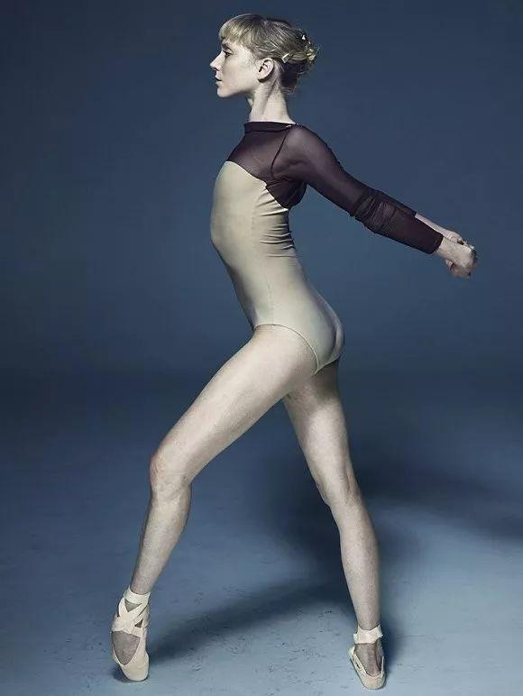 """世界顶尖的芭蕾""""大女神和小女神""""的双人舞!"""