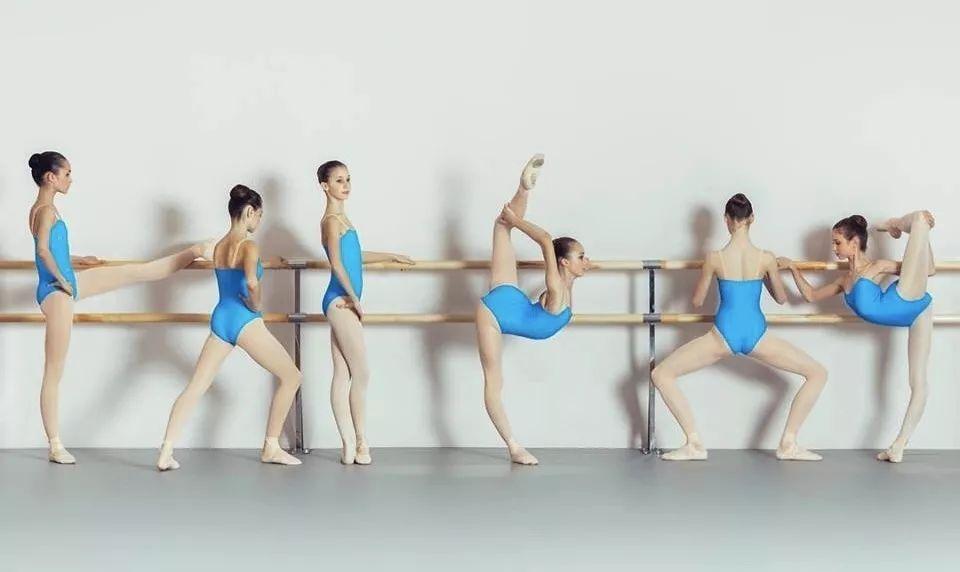 """""""舞蹈把杆训练"""",被芭蕾艺术家收藏的""""首席""""芭蕾秘密!"""