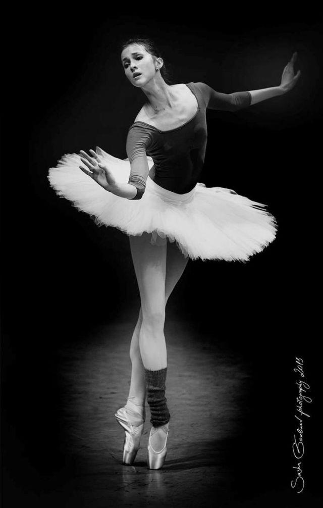 """当""""世界芭蕾巨星""""Polina遇见""""拉丁世界冠军""""Polina!"""