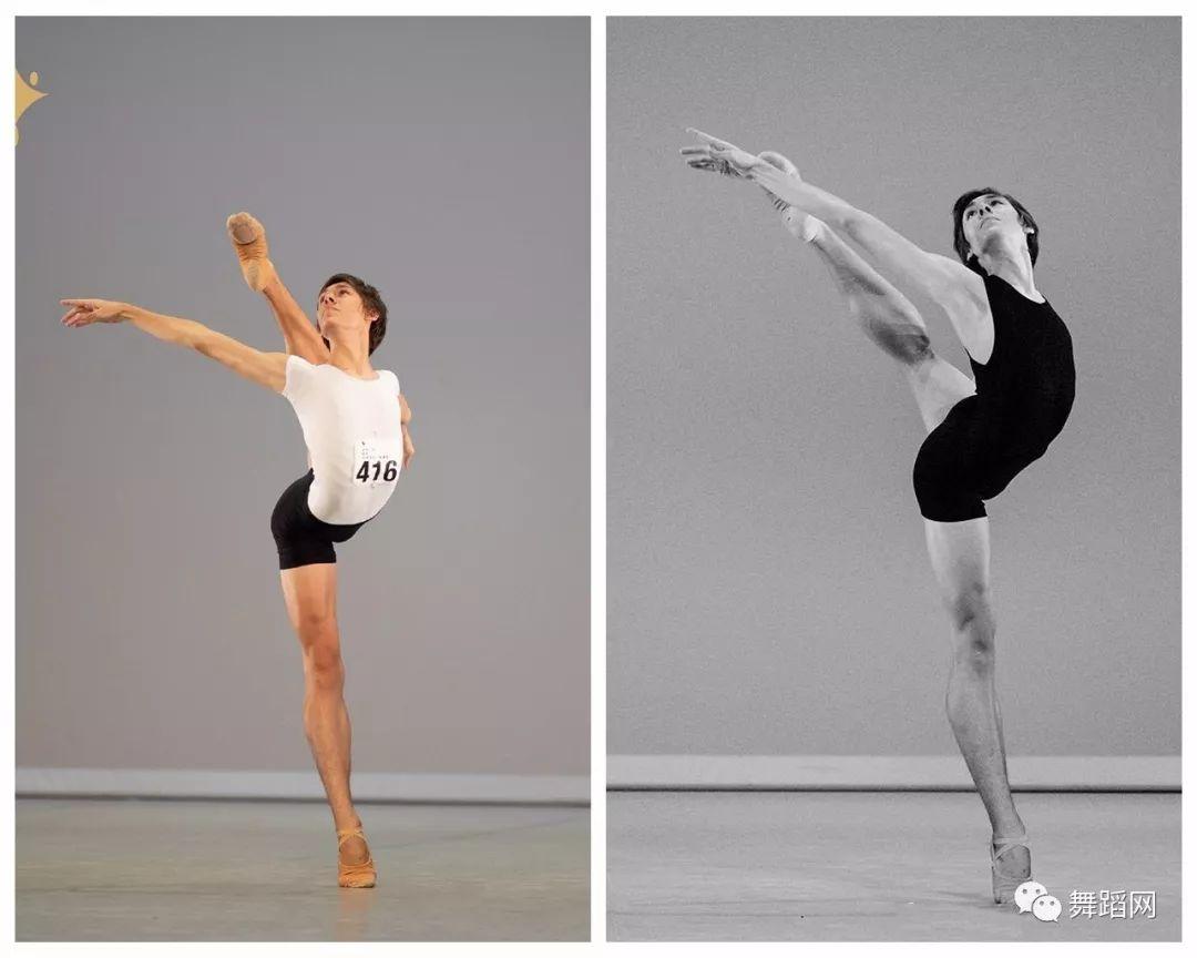 18岁的巴西芭蕾小王子