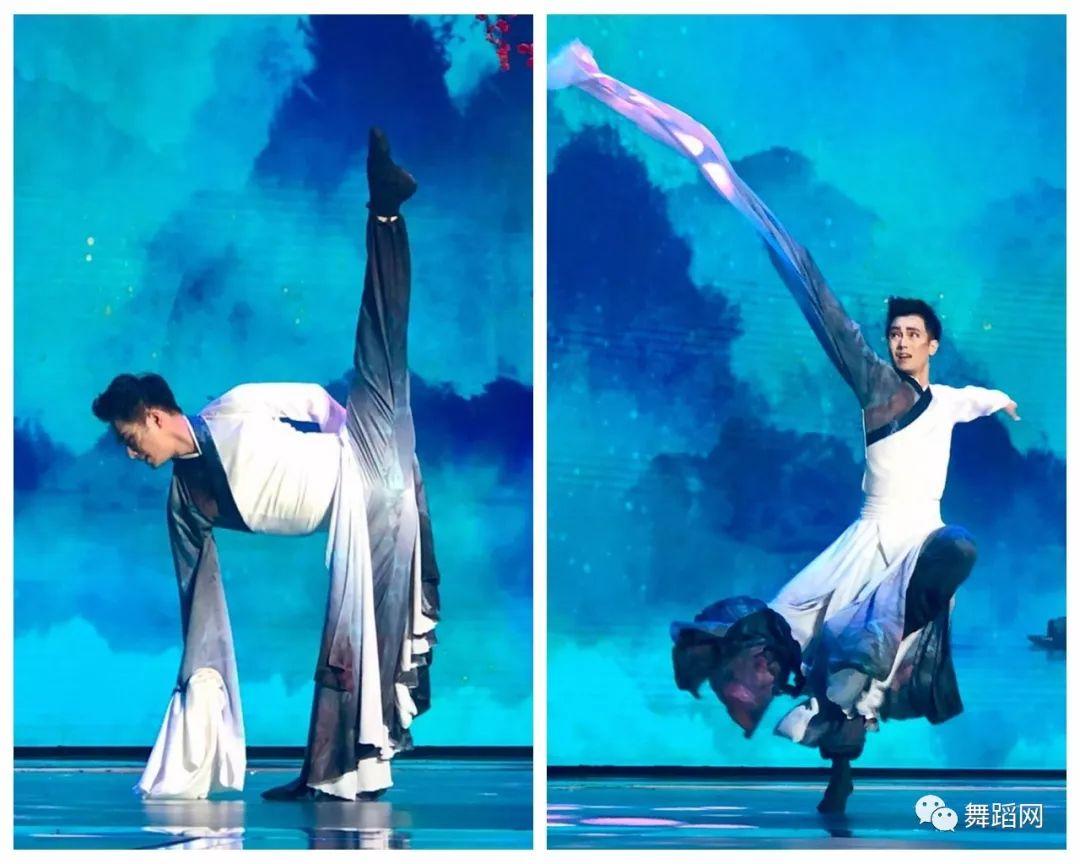 舞者曾明:舞蹈已经融入我的血液