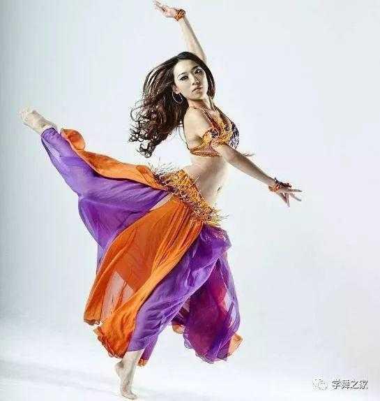 女人学肚皮舞的七大好处,你知道的有几个呢?