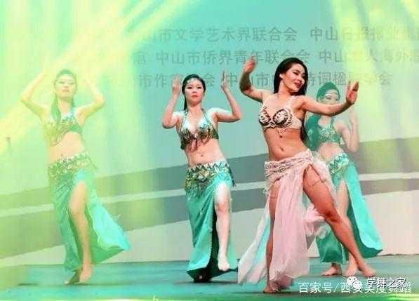 揭开肚皮舞的神秘面纱:肚皮舞的起源与传说