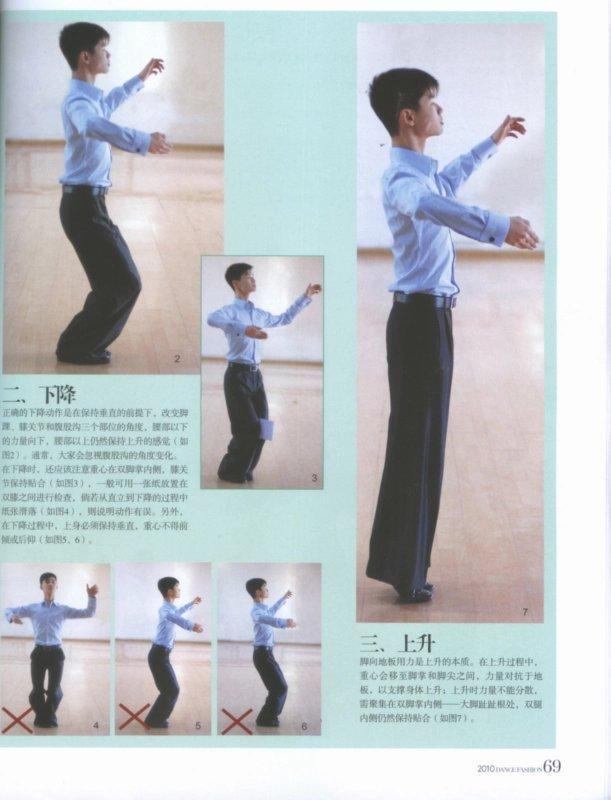 [新天地幸运快三]标准舞中头的重要性
