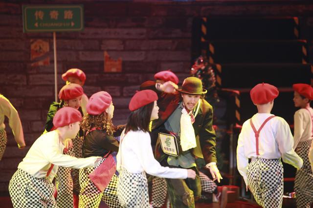 【幸运飞艇分析推荐】亚洲首部街舞少儿舞台剧在青岛成功首演