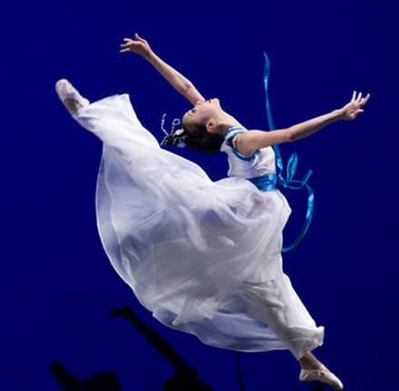 在舞蹈课上学到了什么