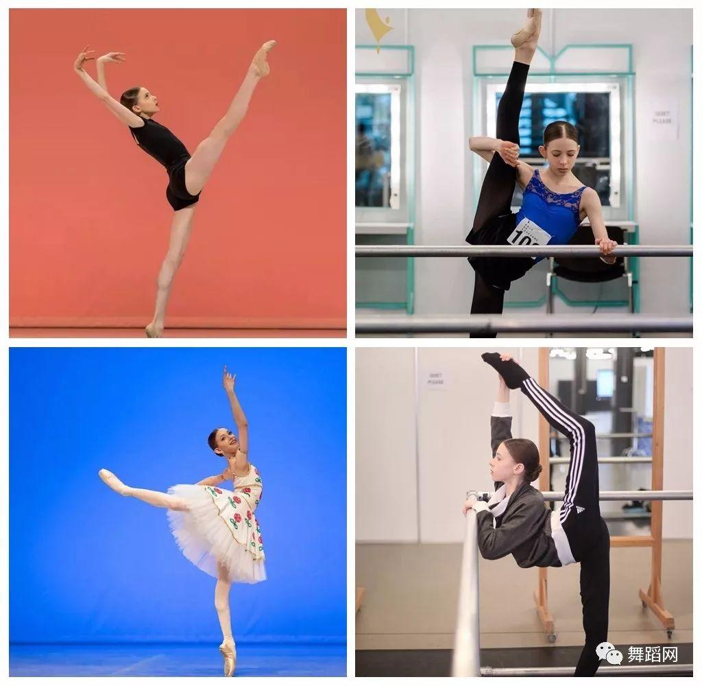 女孩从小练舞蹈会让腿变得更长吗?看看这位就知道了!