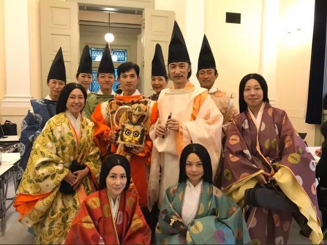 中国失传千年的兰陵王舞蹈却在日本重现