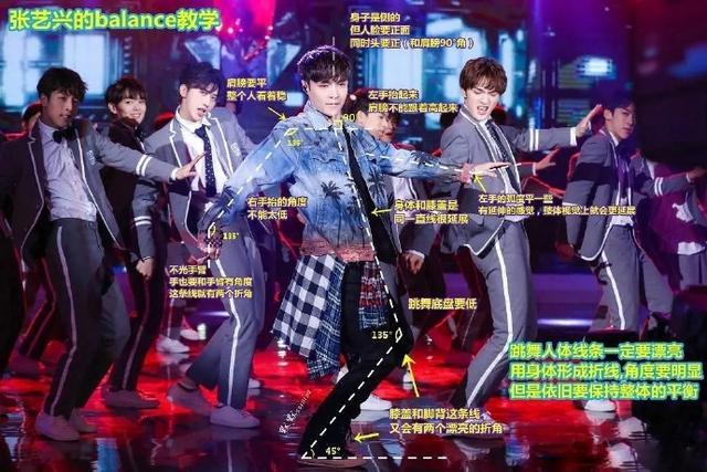 张艺兴跳舞