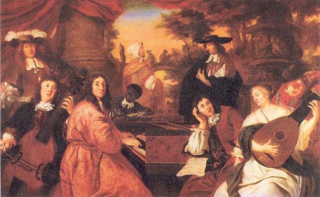谈谈巴洛克时期,中西方音乐舞蹈文化的发展