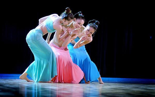 开放时代的舞蹈多样化